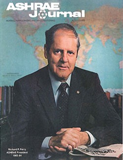 Richard P. Perry – 1983–1984